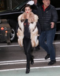 Selena Gomez - Out in NYC 1/17/18