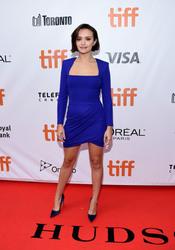 Olivia Cooke - 'Life Itself' Premiere during the 2018 Toronto International Film Festival 9/8/18