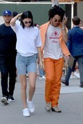 Kendall Jenner - Hanging out with friends in NYC 5/9/18