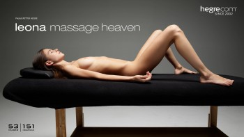 Leona Mia Leona - Massage Heaven   05/05/19