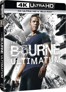 The Bourne Ultimatum - Il ritorno dello sciacallo (2007) Full Blu-Ray 4K 2160p UHD HDR 10Bits HEVC ITA DTS 5.1 ENG DTS-HD MA 7.1 MULTI
