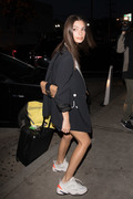 Emily Ratajkowski - Out for dinner at Craig's in West Hollywood 6/18/18