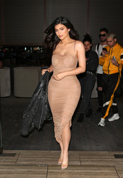 Kylie Jenner - At her pop up shop in San Francisco 5/18/18