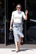 Jennifer Garner - Attending church service in Pacific Palisades 6/10/18