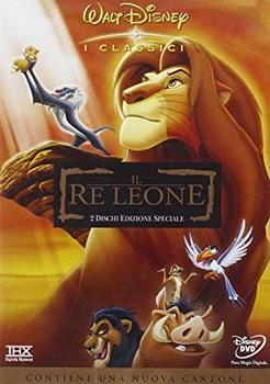 Il re leone [edizione speciale] (1994) 2xDVD9 Copia 1:1 ITA-ENG