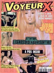 Voyeur X n. 4 -  XXX Adult Magazine Scan