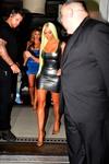 Kim Kardashian - Out for dinner in Miami 8/16/18