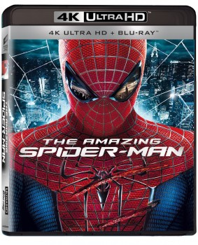 The Amazing Spider-Man (2012) Full Blu-Ray 4K 2160p UHD HDR 10Bits HEVC ITA DD 5.1 ENG TrueHD 7.1 MULTI