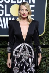 Margot Robbie - 75th Annual Golden Globe Awards in Beverly Hills 1/7/18