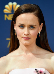 Alexis Bledel - 70th Emmy Awards in LA 9/17/18