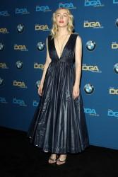 Saoirse Ronan - 70th Annual Directors Guild Awards in LA 2/3/18