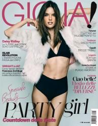 Alessandra Ambrosio -               Gioia! Magazine (Italy) November 2017.