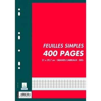 FCPE CHARMES : Composition des KITS Scolaires collège Maurice BARRES 09525d1245144094