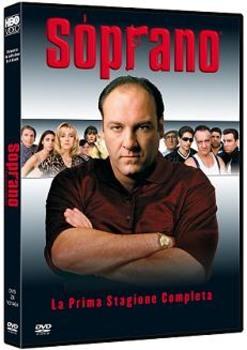 I Soprano - Stagione 1 [Completa] (1999) 4xDVD9 1xDVD5 Copia 1:1 ITA/ENG/HUN