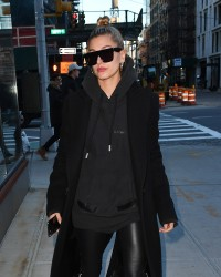 Hailey Baldwin - Out in NYC 1/25/18