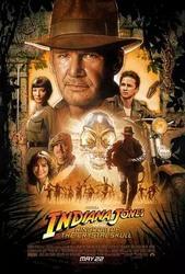 夺宝奇兵4 Indiana Jones and the Kingdom of the Crystal Skull_海报