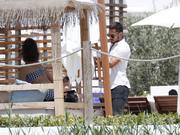 Olivia Culpo - On set of a photoshoot in Ibiza 6/27/18