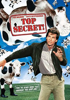 Top Secret! (1984) DVD9 COPIA 1:1 ITA MULTI