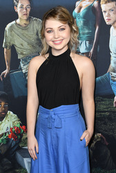 Sammi Hanratty - Showtime Emmy FYC screening of Shameless in Hollywood 5/24/18