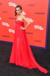 "Mila Kunis - Premiere Of Lionsgate's ""The Spy Who Dumped Me"" in LA 7/25/18"