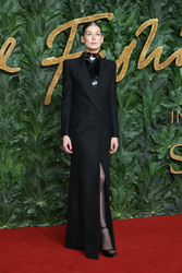 Rosamund Pike - The 2018 British Fashion Awards in London 12/10/18