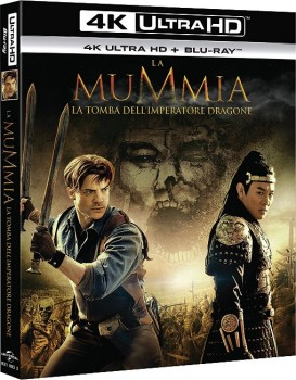 La mummia - La tomba dell'Imperatore Dragone (2008) Full Blu-Ray 4K 2160p UHD HDR 10Bits HEVC ITA DTS 5.1 ENG DTS-HD MA 7.1 MULTI