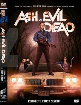 Ash vs Evil Dead - Stagione 1 (2015-2016) 2xDVD9 Copia 1:1 ITA-ENG-ESP