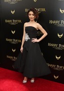 Sarah Hyland -                      ''Harry Potter and the Cursed Child'' Opening Day New York City April 22nd 2018.