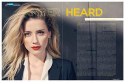 Amber Heard - Cine PREMIERE Mexico, Dec 2018