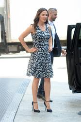 Jennifer Garner out in New York City 07/16/2018351f16921670024