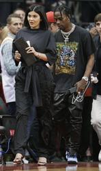 Kylie Jenner - Houston Rockets Game 4/18/18