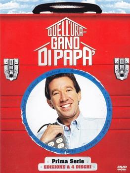 Quell'uragano di papà (1991-1999) [ stagione 1 ] 4 DVD9 COPIA 1:1 ITA ENG TED SPA