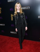 Katherine McNamara -              Grand Opening of Shaquille's at LA Live Los Angeles March 9th 2019.