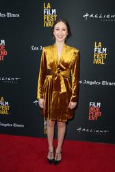Taissa Farmiga - 'We Have Always Lived In The Castle' Premiere in LA 9/22/18