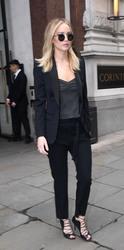 Jennifer Lawrence - Leaving her hotel in London 2/20/18