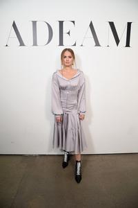 Debby Ryan - Adeam Fashion Show in NYC 2/9/19