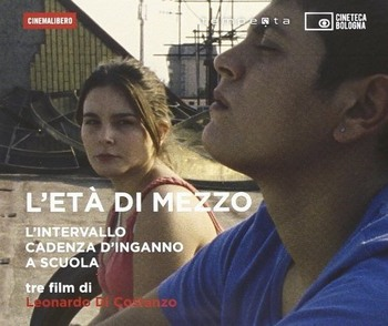 L'età di mezzo (L'intervallo, Cadenza d'inganno, A scuola) (2003 - 2011 - 2013) DVD9 COPIA 1:1 ITA ENG