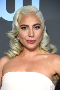 Lady Gaga - 24th Annual Critics' Choice Awards in Santa Monica 1/13/19
