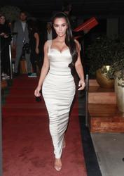 Kim Kardashian - Leaving the SLS Hotel in LA 10/29/18