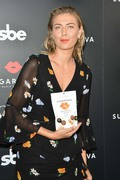 Maria Sharapova -                      Sbe X Sugarpova Partnership Launch Celebration Hollywood July 25th 2018.