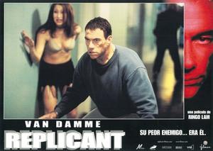 Репликант / Replicant; Жан-Клод Ван Дамм (Jean-Claude Van Damme), 2001 0f9829922639874