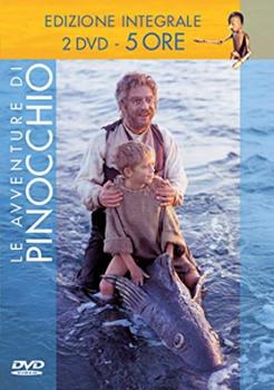 Le avventure di Pinocchio (1972) 2xDVD9 COPIA 1:1 ita