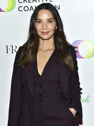 Olivia Munn - Creative Coalition 2018 Spotlight Initiative Gala Awards Dinner in Toronto 9/8/18