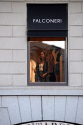 Jessica Alba - Shopping in Milan 8/29/18