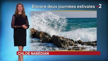 Chloé Nabédian - Août 2018 813871952485844
