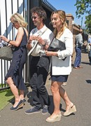 Kate Winslet -                 Wimbledon Tennis Tournament London July 15th 2018.