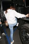 Selena Gomez - Leaving Kings Valley Ice Center in LA 1/31/18