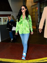 Rihanna - Out in NYC 4/15/19