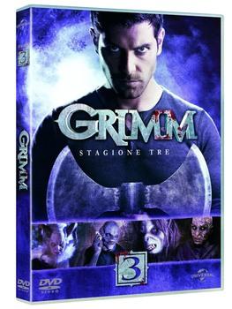 Grimm - Stagione 3 (2013-2014) 6xDVD9 Copia 1:1 ITA-ENG