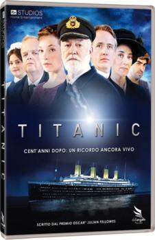 Titanic - Mini Serie Tv [Completa] (2012) 2XDVD9 Copia 1:1 ITA-ENG